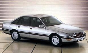 Opel Senator B (1987 - 1994) Sedan