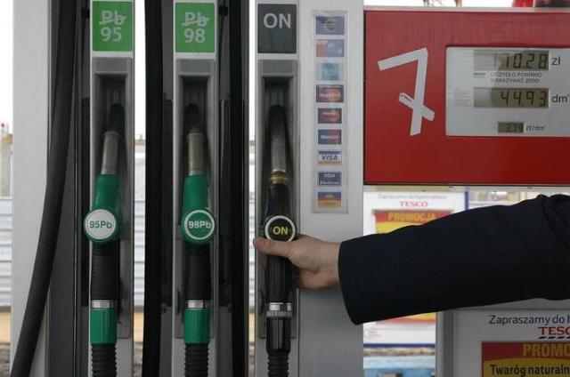 Ceny paliw w Lubelskiem. Olej napędowy nawet po 5,53 zł
