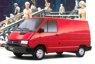 Renault Trafic I (1981 - 2000) Furgon