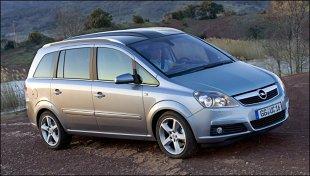 Opel Zafira B (2005 - 2014) MPV
