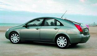 Nissan Primera III [P12] (2002 - 2008)