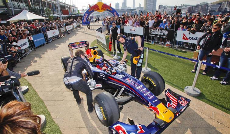 GP Australii na dobry początek