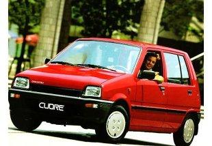 Daihatsu Cuore II (1985 - 1990) Hatchback