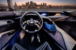 Paryż 2016. Takie będzie wnętrze nowego Lexusa