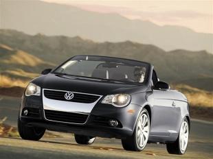 Volkswagen Eos (2006 - teraz) Kabriolet
