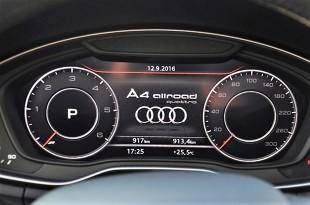 Audi A4 Allroad Quattro Prawdziwy Off Roader