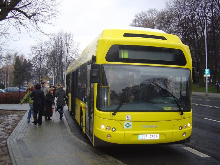 Autobus na CNG
