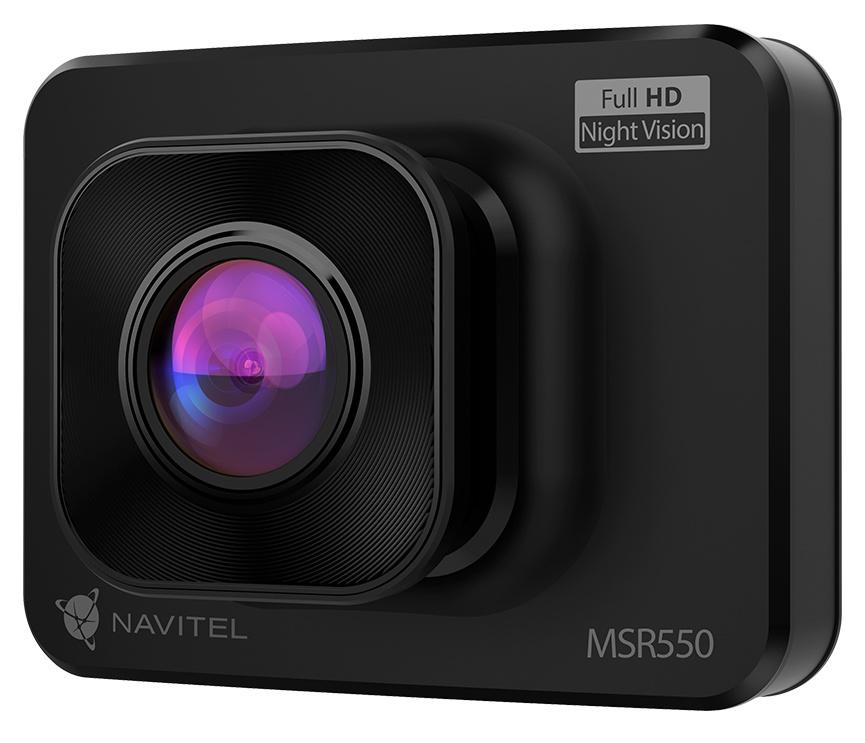 Navitel zaprezentował właśnie nowy wideorejestrator. Model MSR550 NV to następca kamery MSR500. Został wyposażony w zaawansowany sensor Night Vision, szklaną optykę i szeroki kąt widzenia 140 stopni. Kompaktowe gabaryty urządzenia zapewniają lepszą widoczność podczas jazdy.  Fot. materiały prasowe