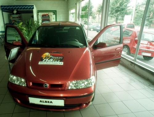 Fot. Z. Wieczorek: Fiat Auto Poland przygotował nową ofertę kredytowania swoich samochodów.