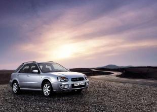 Subaru Impreza II (2000 - 2007) Kombi