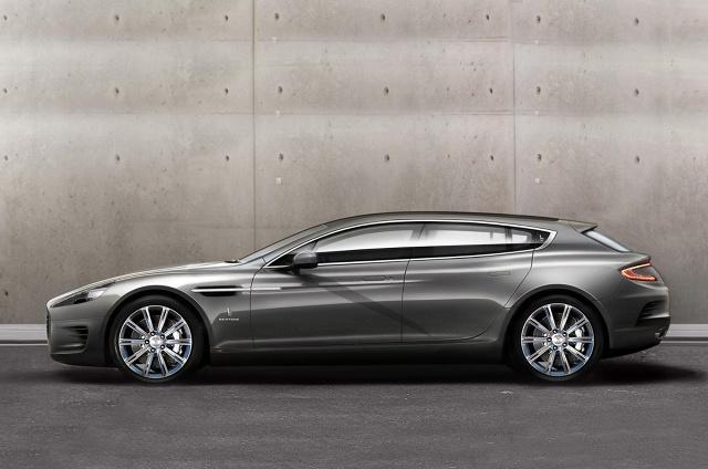 zdjęcie Aston Martin Rapide Shooting Brake