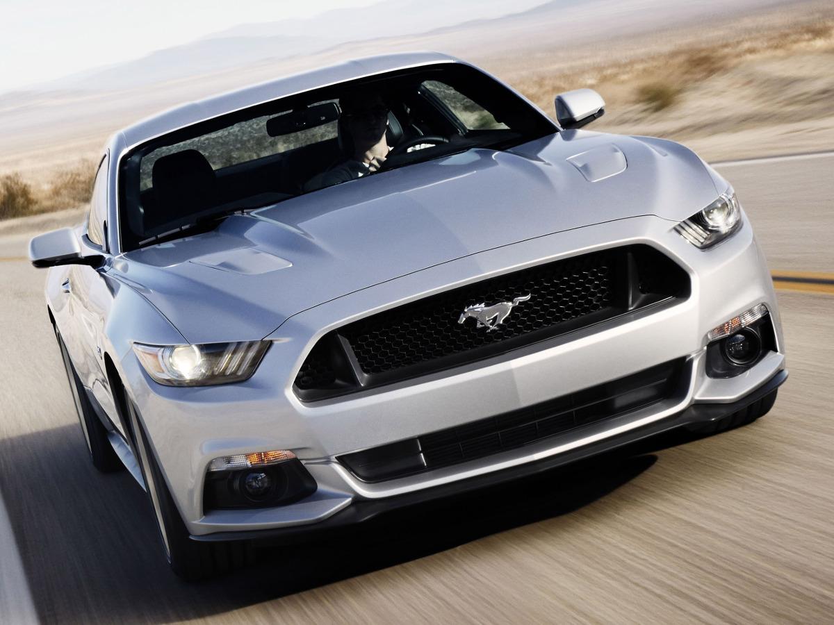 Ford Mustang W Europie
