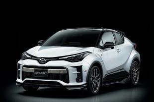 Toyota C-HR. Japończycy pracują nad sportową wersją?
