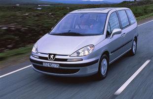 Peugeot 807 (2002 - teraz) VAN