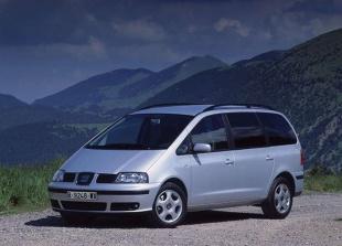 SEAT Alhambra I (1996 - 2010) Van