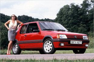 Peugeot 205 I (1983 - 1987) Hatchback