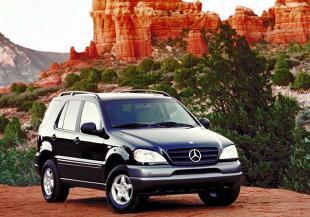 Mercedes-Benz Klasa ML W163 (1997 - 2005) SUV