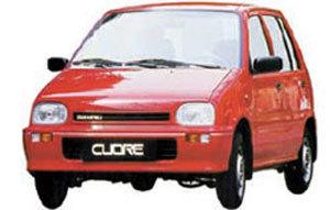 Daihatsu Cuore III (1990 - 1995) Hatchback