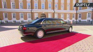 Władimir Putin. Nowe auto prezydenta Rosji