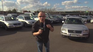 Volkswagen Passat. Używane auto za symboliczny złoty (video)
