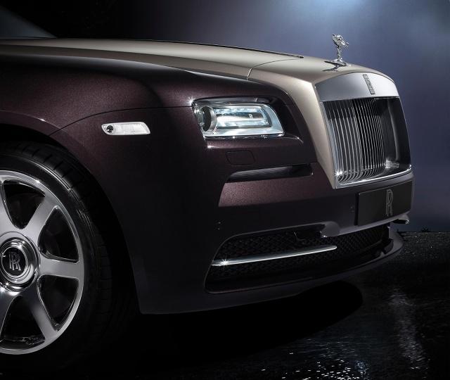 zdjęcie Rolls Royce Wraith