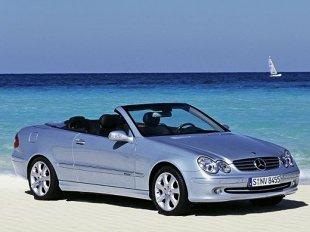 Mercedes-Benz Klasa CLK C209/A209 (2003 - 2009) Kabriolet