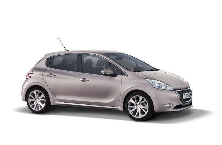 Peugeot 208 - nowy miejski kompakt. Zobacz zdjęcia