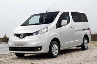 Nissan Evalia (2009 - teraz) Van