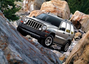 Jeep Liberty I (2002 - 2007) SUV