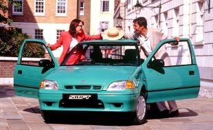 Suzuki Swift III (1996 - 2004) Hatchback
