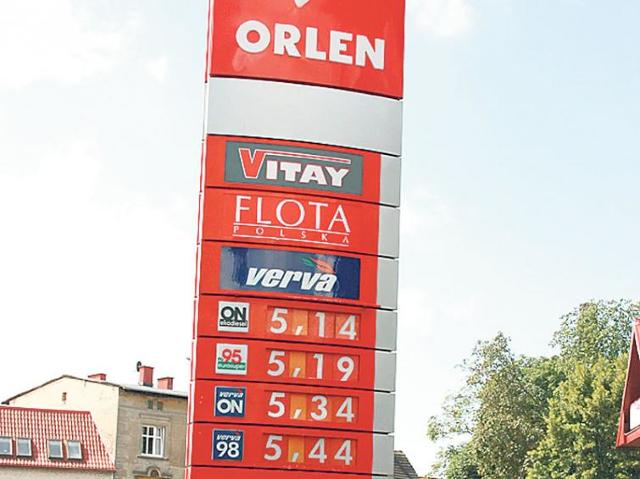 Ceny paliw. Benzyna w Darłowie już nie taka droga