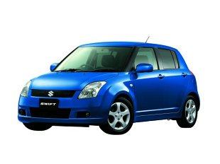 Suzuki Swift IV (2004 - 2010) Hatchback