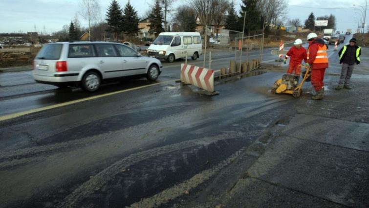 Utrudnienia na drogach krajowych - Podkarpacie (16.02)