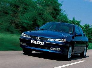 Peugeot 406 (1995 - 2004) Sedan