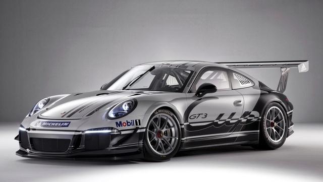 zdjęcie Porsche 911 GT3 Cup