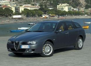 Alfa Romeo 156 II (2003 - 2007) Kombi