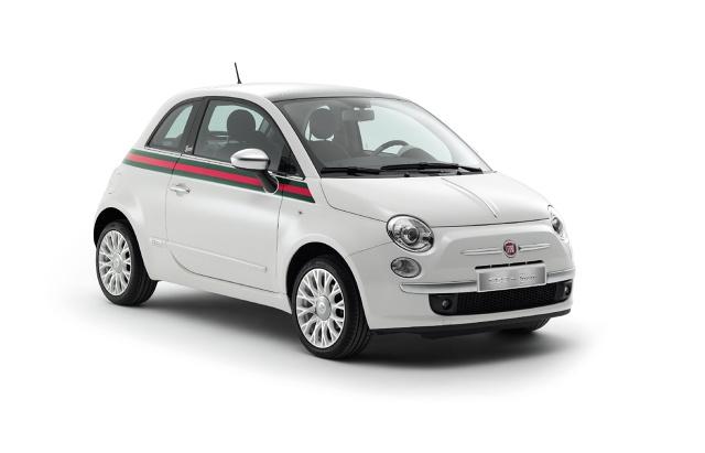 zdjęcie Fiat 500 by Gucci