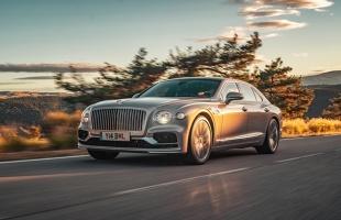 Bentley. Nowy Flying Spur już w produkcji. Pod maską silnik W12