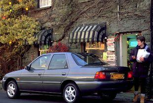 Ford Escort V (1990 - 1995) Sedan