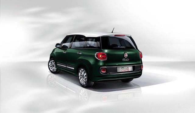 zdjęcie Fiat 500L Living