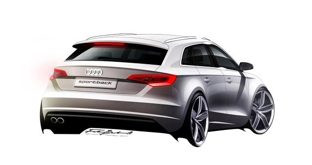zdjęcie Audi A3 Sportback