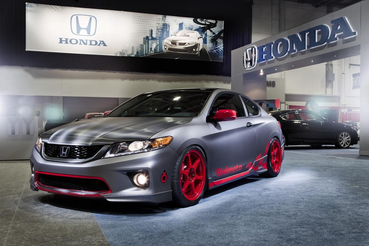 Honda Accord Coupe 2013, Fot: Honda