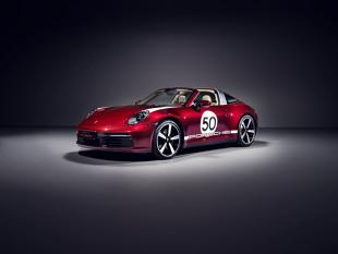 Porsche 911 Targa 4S Heritage Design Edition. Gratka dla kolekcjonerów za niemal milion złotych