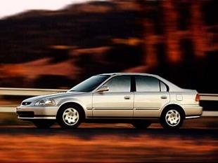 Honda Civic VI (1996 - 2000) Sedan