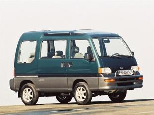 Subaru Libero I (1993 - 1998) Minivan