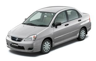 Suzuki Liana (2001 - 2007)
