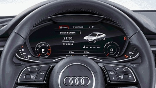 Audi A5  Takie będzie nowe Audi A5. premiera 2 czerwca.   Fot. Audi