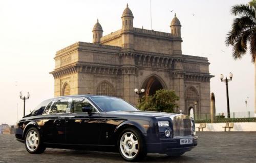 Fot. Rolls-Royce: Rolls-Royce Phantom