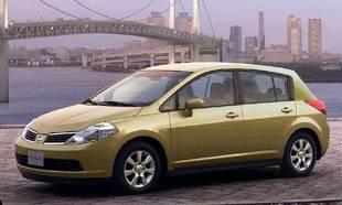 Nissan Tiida I [C11] (2004 - 2012) Hatchback