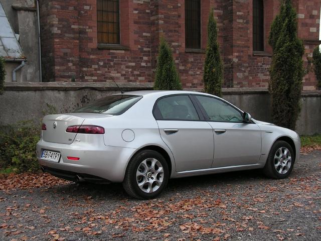 zdjęcie Alfa Romeo 159
